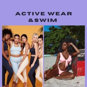 Active wear & swim